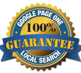 seo google 1st page guaranteed