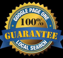 seo google 1st page guaranteed