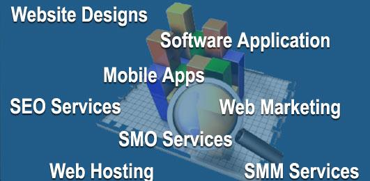 website development design