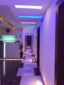 smile spa in delhi
